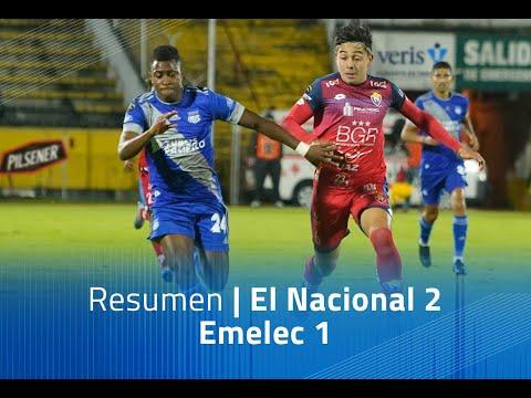El Nacional Emelec Goals And Highlights
