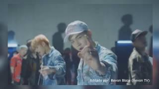 [MASHUP] BTS - FIRE MV & GOT7 - HARD CARRY