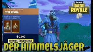NEW SKIN! FORTNITE OF THE HIMMELSJÄGER!