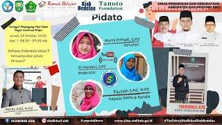 Download lagu Live Streaming Pembelajaran Bahasa Indonesia SMP/MTs Kelas IX