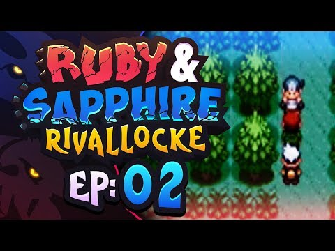ALL THESE CRITS!! | Pokemon Ruby and Sapphire RIVAL LOCKE