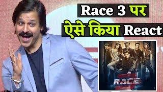 vivek oberoi shocking reaction on race 3 salman khan