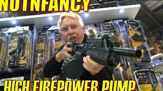High Firepower Pump Shotgun?! Adaptive Tactical Mag System
