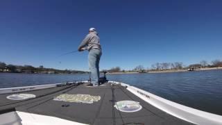 Lake LBJ Drawdown 01/31/2017