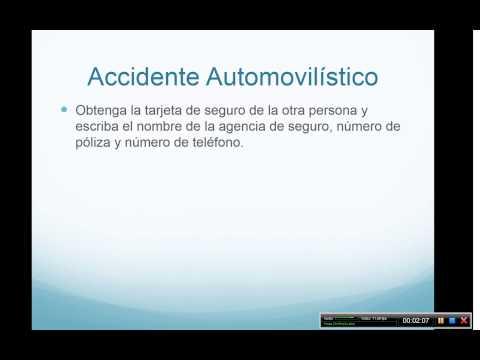 Auto Insurance - Spanish