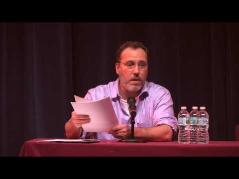 11th Annual Palm Beach Poetry Festival: Maurice Manning Craft Talk