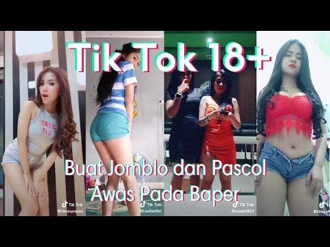 Tik-Tok Hot Indonesia 18+ | Dijamin Bikin Keringatan