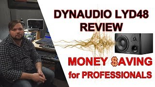 Dynaudio LYD 48 Review | MONEY SAVING for PROFESSIONALS
