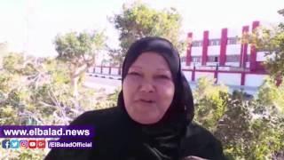 بالصور والفيديو.. تهذيب وتقليم أشجار الشوارع بطور سيناء