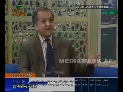 Dr Asmat Interview with MaiwandTV MorningShow
