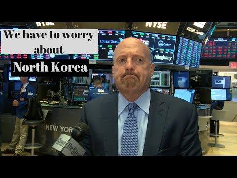 Jim Cramer on North Korea, Hurricane Harvey, Best Buy, Finish LIne, and more (investment advice)