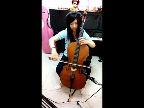 """Hebe 田馥甄 - 小幸運 (電影""""我的少女時代""""主題曲) Cello Cover 大提琴演奏版"""