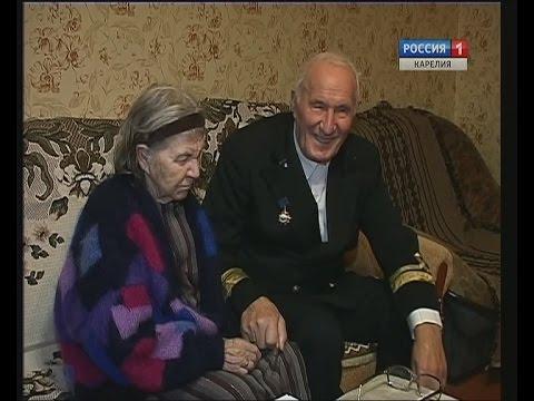 Бриллиантовую свадьбу отмечают Киприяновы из Петрозаводска