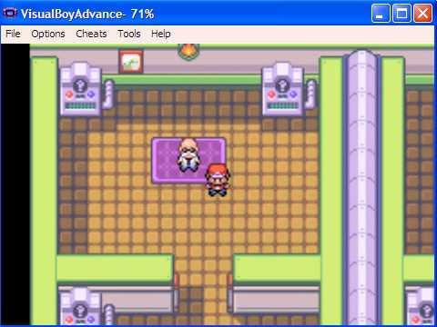 Guia pokemon verde hoja rojo fuego parte 31 septimo for Gimnasio 8 pokemon rojo fuego