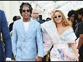 Beyonce, Jay-Z, Meek Mill, Diddy, Kevin Hart + MORE At The (Roc Nation /Grammy Brunch)