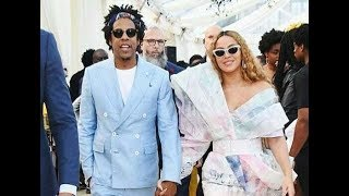 Beyonce, Jay-Z, Meek Mill, Diddy, Kevin Hart MORE At The (Roc Nation Grammy Brunch)