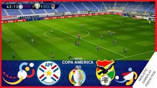 ⚽⚽Paraguay Vs Bolivia 3 1 Goles & Resumen Copa America ⚽⚽