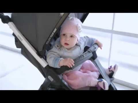 Espiro Sonic - прогулочная коляска с большим капюшоном (Эспиро Соник)