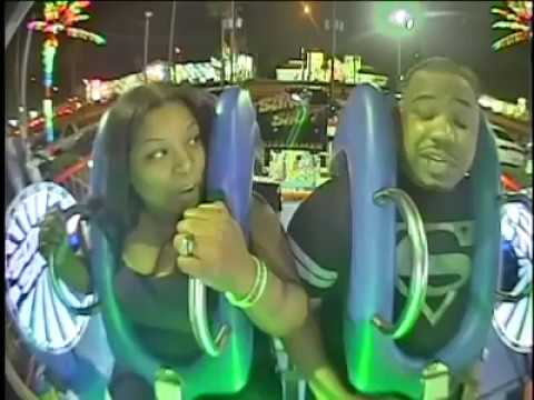 SLINGSHOT RIDE they started off so confident