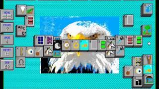 Solitile v3.0 (Dos game 1991)