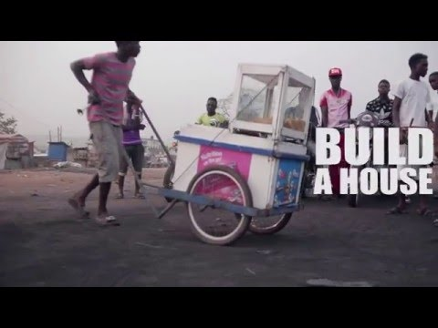 Nii Trap- Build a House (Sarkodie Hand to Mouth Cover) Official Video