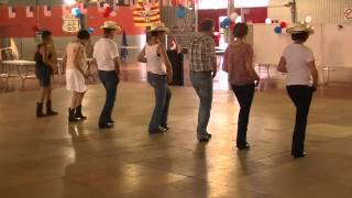 THE FINAL TEST COUNTRY LINE DANCE