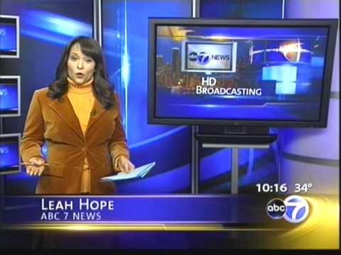 2007 WLS Special Segment about ABC7 News going HD