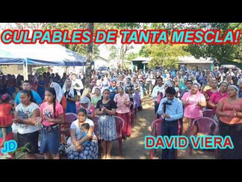 David Viera Quienes Son Los Culpables de Tanta Mescla?||| Palabra Viva De Sana Doctrina