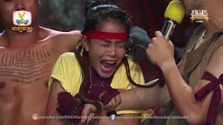 Killer Karaoke Cambodia Season 4 Week 15 - Final | ច្រឹង ច័ន្ទសុផណ្ណារ័ត្ន - ទូលឥតប្រណី