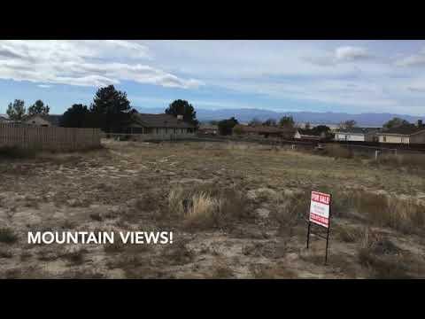 Cozy residential lot in Pueblo West