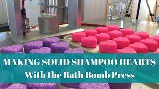 Making Solid Shampoo Hearts - Summer Shorts 2018 thumbnail
