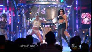 "Nicki Minaj&David Guetta ""Hey Mama"" Billboard Music Awards 2015"