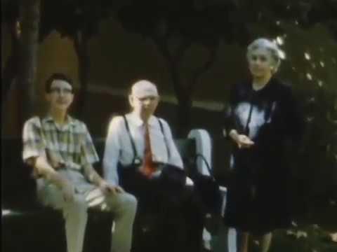 Super 8 Film #7 - San Jose, Solvang, Palo Alto 1967