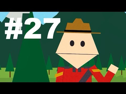 South Park: The Stick of Truth \ Part 27 / Getting Into Canada