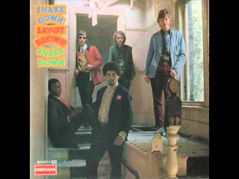 """Savoy Brown """"I smell trouble"""" from album """"Shake down"""" - 1967.wmv"""