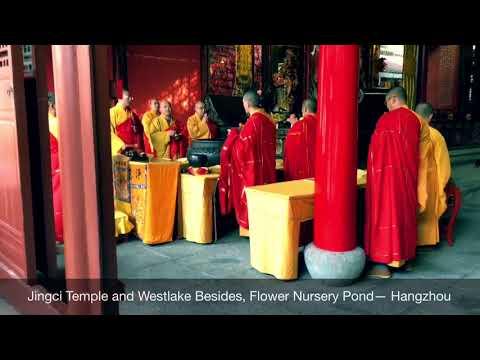 Jingci Temple Zhejiang Province