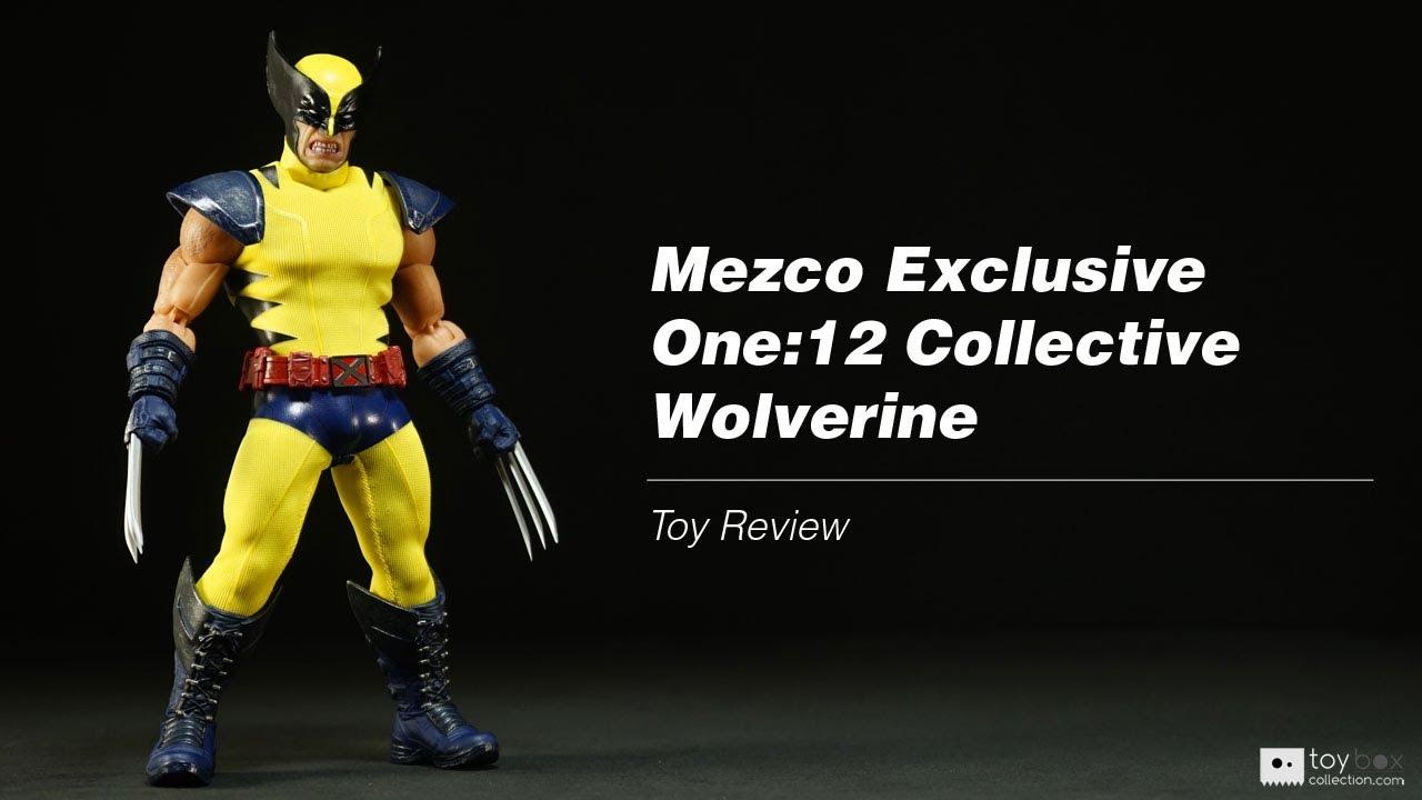 Mezco 1:12 Wolverine