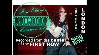 Skid Row ft ZP Theart  Youth Gone Wild 18 and Life MORE  Live in LONDON  March 11 2018