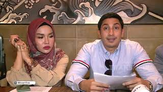 INSERT - Ibra Azhari Kembali Tersandung Narkoba, Ayu Azhari Minta Maaf  (24/12/19)