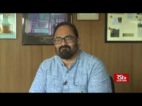 Exclusive: BJP's Rajeev Chandrasekhar speaks to RSTV on Karnataka LS Polls