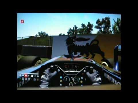 F1 2011 Crashes