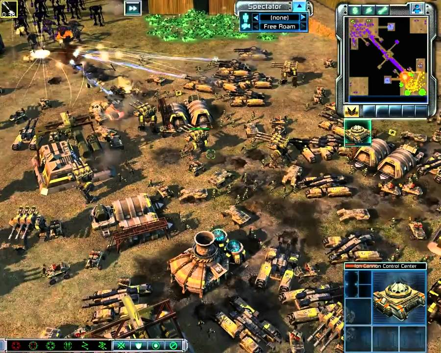 Command & Conquer 3 Tiberium Wars PC Games