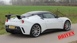 Lotus Evora GTE 2012 Videos
