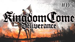 Kingdom Come: Deliverance | Sneaky Speech Focused Thief | Part 5