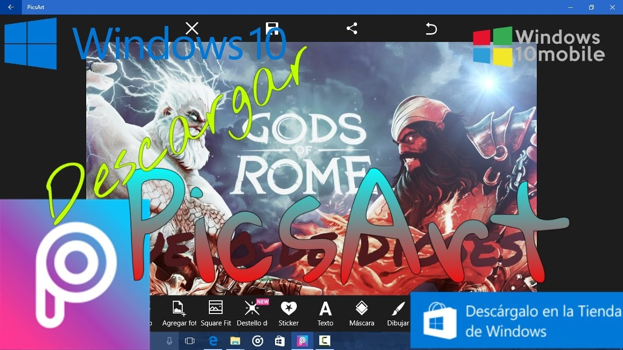 picsart for windows 10 latest version