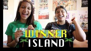 WINNER ISLAND MV REACTION