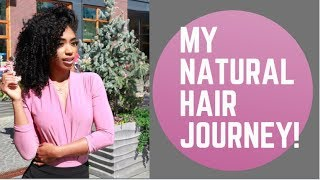 My Natural Hair Journey: Big Chop, Growth Advice| Samira Iman