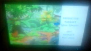 Closing To Dora The Explorer Move To The Music 2002 VHS