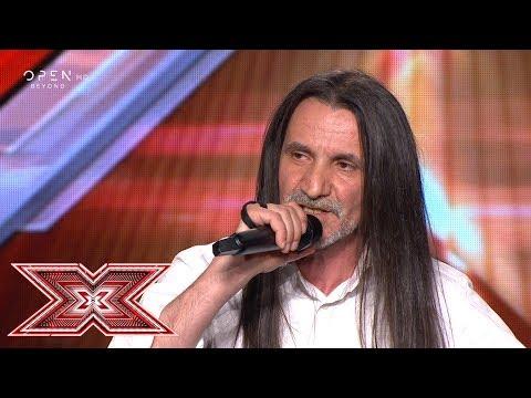 «Χάντρα στο κομπολόι σου» από τον Λάμπρο Τσάπαλη | Auditions | X Factor Greece 2019