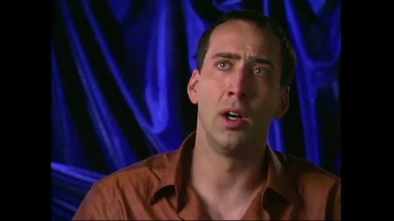 Nicolas Cage Face Off No Face Nicolas Cage In...
